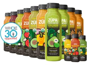 13 Pack Zupa NOMA Ultimate Whole30 Ready-to-Sip Soup & Veggie Collection