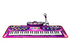 Dimple Child Piano Playmat