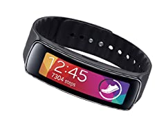 Samsung Gear Fit Smart Watch