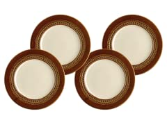 "Paula Deen 8"" Salad Plates - 4"