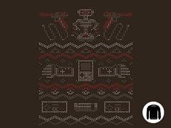 Ugly Gaming Sweater Crewneck Sweatshirt