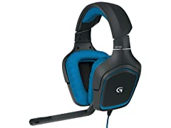 Logitech G430 Surround Sound Gaming Headset w/ Dolby