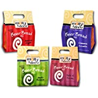 4-Pack Molly & Drew Beer Bread