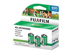 Fujifilm Fujicolor Superia Color Negative Film