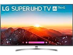 """LG 65SK8000AUB 65"""" 4K HD Smart LED TV"""