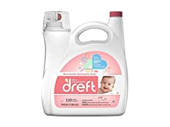 Dreft Ultra Concentrated Laundry Detergent