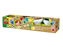 Eco Finger Paints (Set of 4)