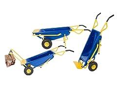 The Muletto Multi-Function Garden Cart