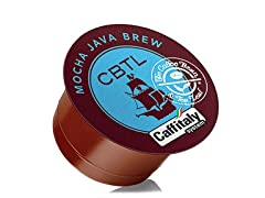 CBTL Mocha Java Brew Coffee Capsules (16-count)