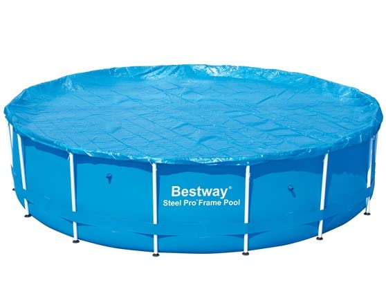 bestway frame swimming pool cover 15 39 by 48. Black Bedroom Furniture Sets. Home Design Ideas