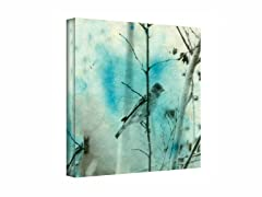 Asian Bird - Wrapped Canvas (3 Sizes)