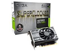 EVGA GeForce GTX1050Ti Graphics Card