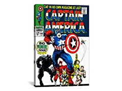 Captain America Issue Cover #100