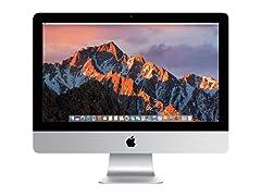 """Apple iMac 21.5"""" MMQA2LL/A 1TB Desktop"""