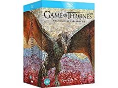 Game of Thrones Season 1- 6 Blu-Ray