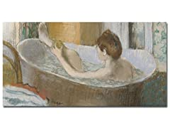 Edgar Degas 'Woman in Her Bath, 1883'