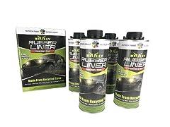 Bullyliner Rubberized Liner Spray Kits