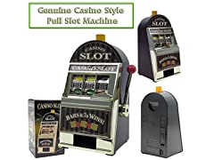 Casino Slot Machine Bank