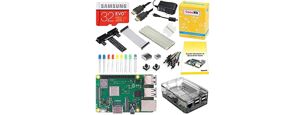 CanaKit Raspberry Pi 3 B+ Kit