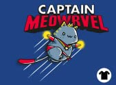 Captain Meowrvel