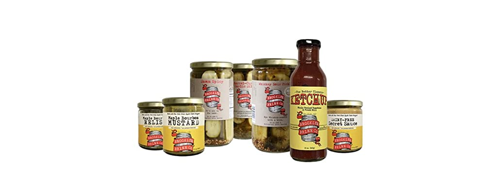 Brooklyn Brine Pickles and Condiments (7)