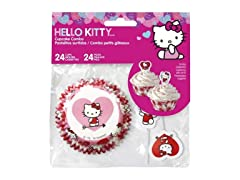 Wilton 24 Count Hello Kitty Baking Cups