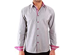Lucky Luciano Milford Slim Fit Casual Shirt