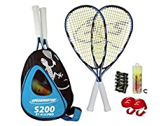 Speedminton S200 Badminton Set(4 Players)