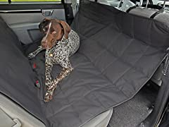 Hammock Back Seat Protector - Regular