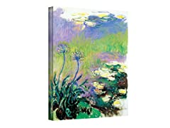 Agapanthus by Claude Monet (3 Sizes)