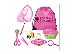 Unplugged Explorers 10 Piece Bug Kit