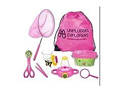 Unplugged Explorers 10 Piece Bug Kit