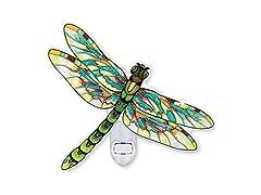 AMIA Green Dragonfly Nightlight