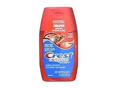 Crest Complete Liquid Gel Toothpaste