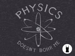 Physics Doesn't Bohr Me Tri-Blend Tank