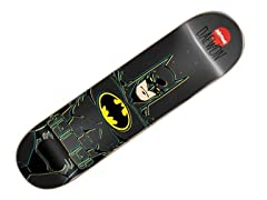 Almost Batman Mini Skateboard