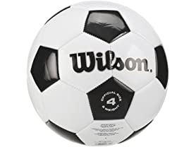 Wilson Traditional Soccer Ball (Size 4)