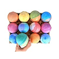 woot.com deals on RoseVale 12pk Bath Bomb Gift Set