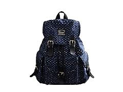 Epokris CausalCanvas Backpack FloralBlue