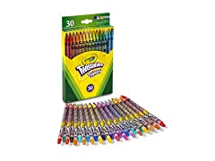 Crayola Twistables Colored Pencils, 30CT