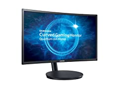 "Samsung CFG70 27"" Curved Gaming Monitor"