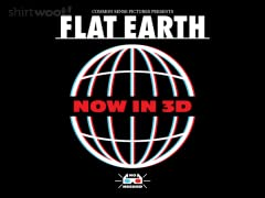 Flat Earth Now In 3D