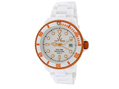 Women's Fluo Aluminum Watch