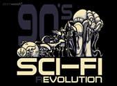 90's Sci-fi Evolution