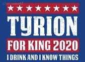 Tyrion 2020