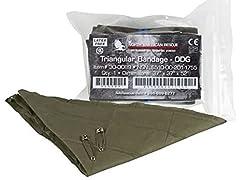 NAR Triangular Bandage W/ 2 PINS