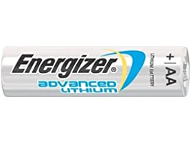Energizer Advanced Lithium AA Batteries - 20