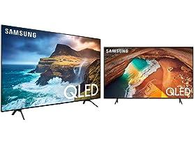 Samsung Smart 4k QLED TVs