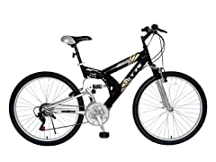 TITAN 128 Punisher Mountain Bike