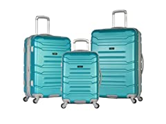 Olympia Denmark Hardcase Spinner Set 3PC